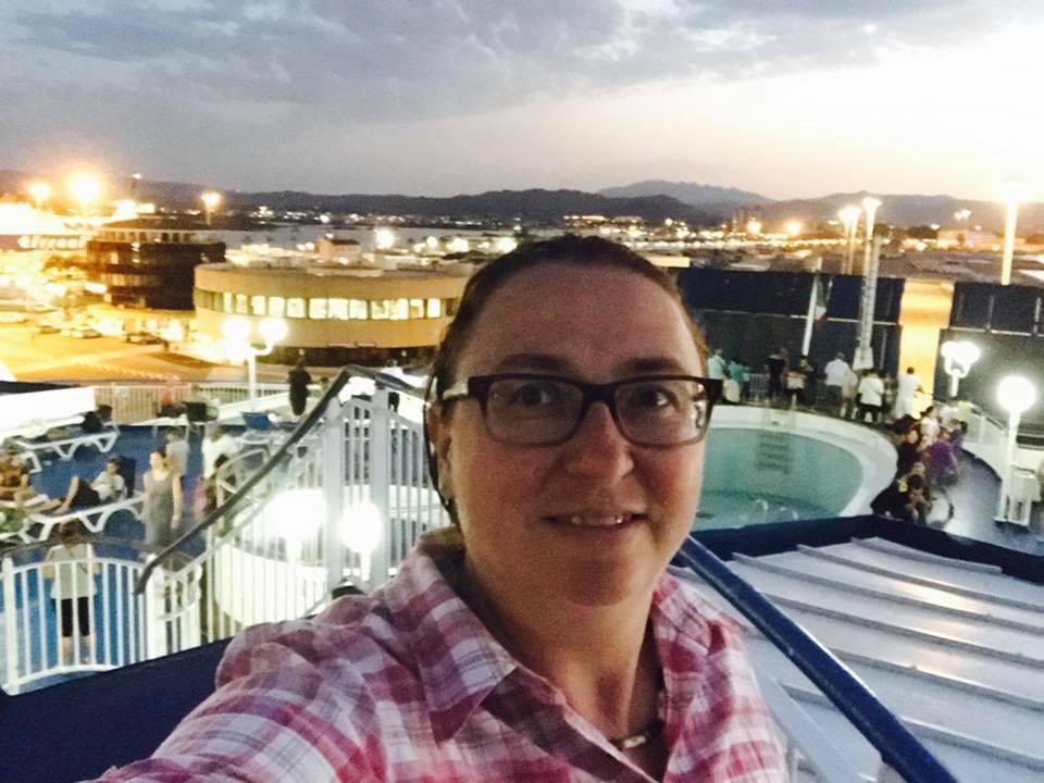 Angelika Wohofsky von Entdeckt die Welt